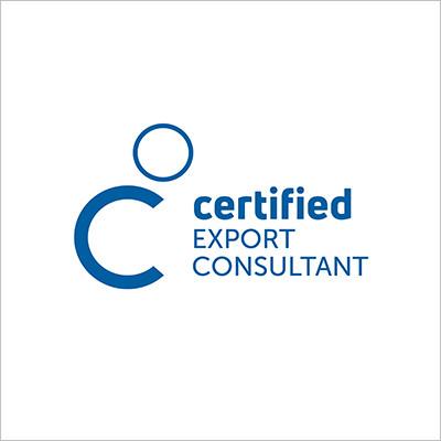 Certified Export Consultant